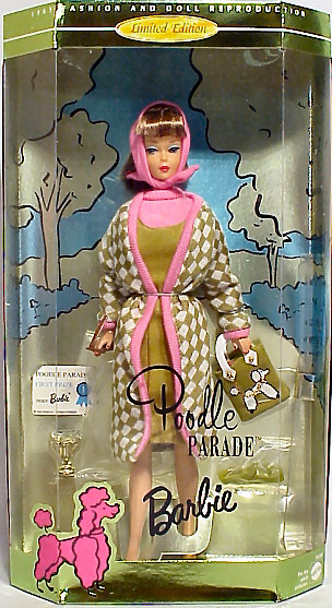 1996 Poodle Parade Vintage Barbie Reproduction