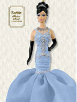 Soiree Barbie - Keepsake Club Ornament