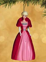 Sophisticated Lady Barbie Ornament