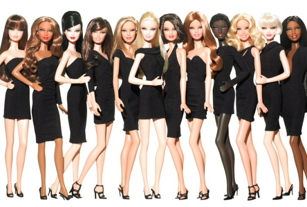 Types of Barbie Dolls