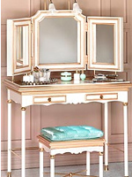 Silkstone Barbie Vanity and Bench