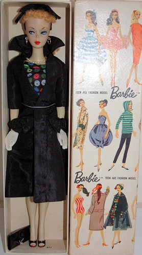 #1 Barbie Dressed Sample Doll