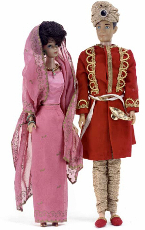 Vintage Barbie Arabian Nights