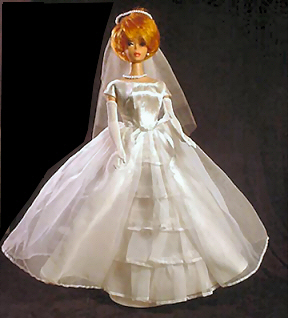Vintage Barbie Bride's Dream