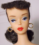#4 Ponytail Vintage Barbie Doll