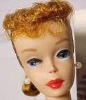 #5 Ponytail Vintage Barbie Doll