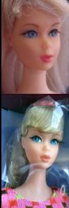 TNT Mod Barbie Dolls