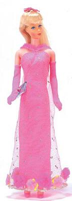 TNT Barbie wearing Extravaganza #1844 (1968)