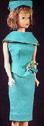 Vintage Barbie Fashion Editor