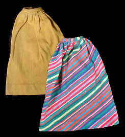 Vintage Barbie Fashion Pak Knit Long Skirt (1963)