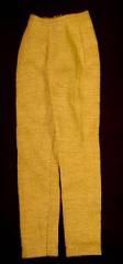 Vintage Barbie Fashion Pak Knit Slacks (1963)