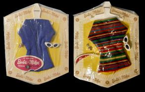 Vintage Barbie Fashion Pak Knit Top (1963)