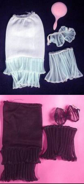 Vintage Barbie Fashion Pak Lingerie Pak (1962-1963)