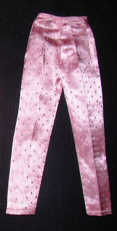 Vintage Barbie Fashion Pak Satin Slacks