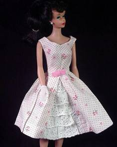 Vintage Barbie Garden Party