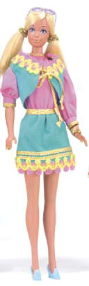 Vintage Barbie Gypsy Spirit