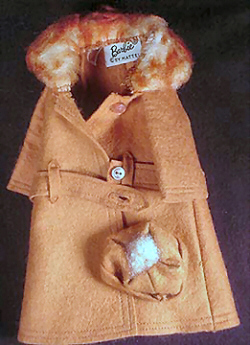 Vintage Barbie It's Cold Outside