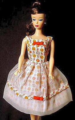 Vintage Barbie Lunch Date