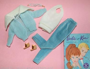 Vintage Barbie Mood For Music