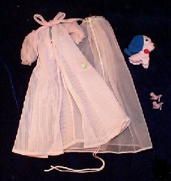 Vintage Barbie Nighty Negligee Set #965 (1959-1964)