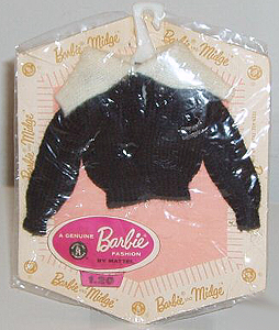 Vintage Barbie Pak Sweater