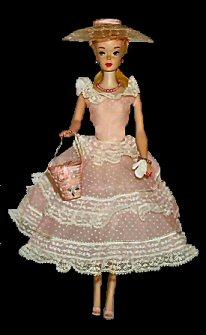 Vintage Barbie Plantation Belle #966 (1959-1961)