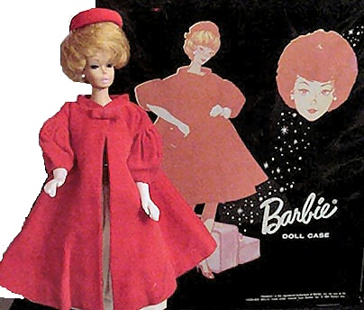Barbie wearing Red Flare