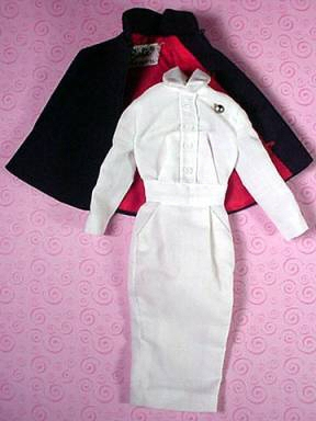 Vintage Barbie Registered Nurse