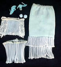 Vintage Barbie Undergarments