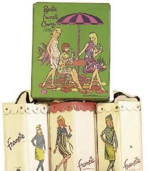 Vintage Francie Cases