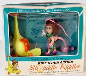 Vintage Skediddle Kiddles