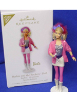 2010 Barbie and the Rockers Ornament