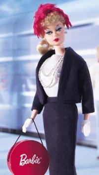Barbie Commuter Set  Reproduction
