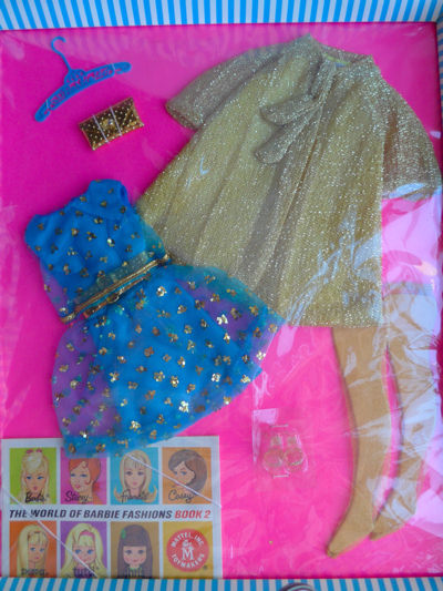 "Barbie Sears Exclusive ""Glimmer Glamour"" #1547"