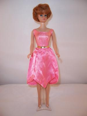 Identification Help: Vintage Pink Barbie Dress