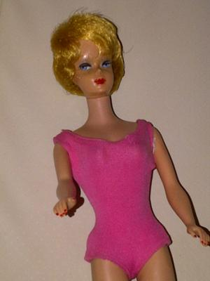 Bubblecut Barbie