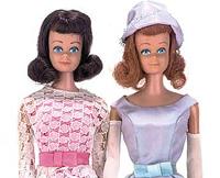 Vintage Midge Dolls