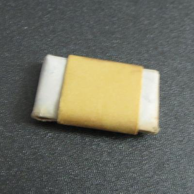 Folded packet