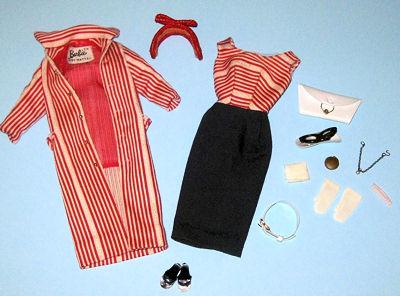 Vintage Barbie Roman Holiday TM COmplete