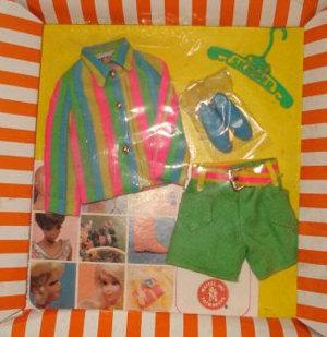 Vintage Skipper Hopscotchins #1968 (1969 - 1970) NRFB