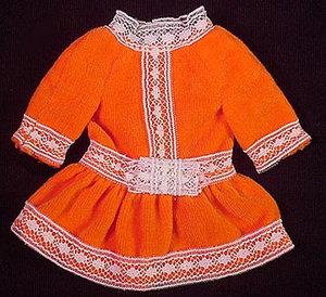 Skipper Sweet Orange #3465 (1971 - 1972)