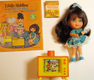 Telly Viddle Liddle Kiddle - 1968