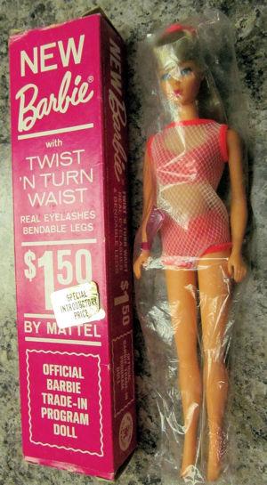 Trade-In TNT Barbie