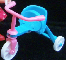 Trikey Triddle Blue Tricycle