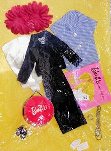 Vintage Barbie Commuter Set MOC