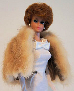 Sears Exclusive Barbie Mink Stole