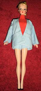 Vintage original Bild Lilli German doll sold for $4,800.