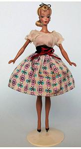 """7.5"""" vintage German Bild Lilli doll sold for $4,600"""