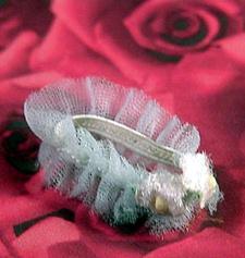 Vintage Barbie Wedding Day Set Garter