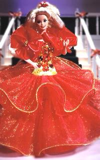 1993-Holiday-Barbie